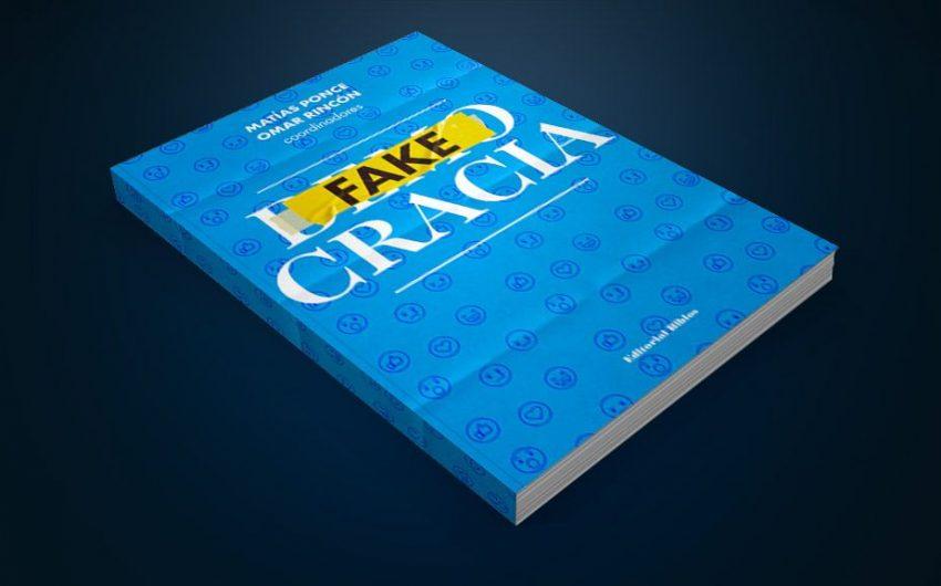 Investigadores de ACTIVA COMMUNICATION lanzan libro FAKECRACIA